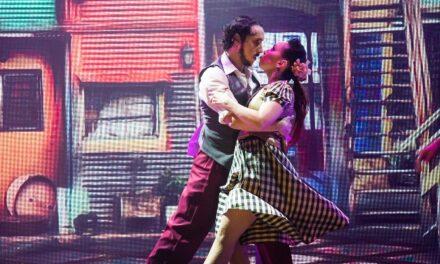 Tango de exportación: presentan la primera serie musical para el mundo