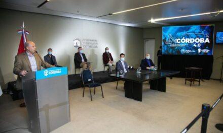 Lanzaron Córdoba 4.0: el acceso de las pymes a la transformación digital