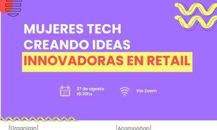 Una iniciativa para sumar mujeres tecnológicas al ecosistema emprendedor