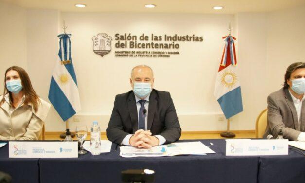 Se realizó el Primer Foro de Parques Industriales de Córdoba