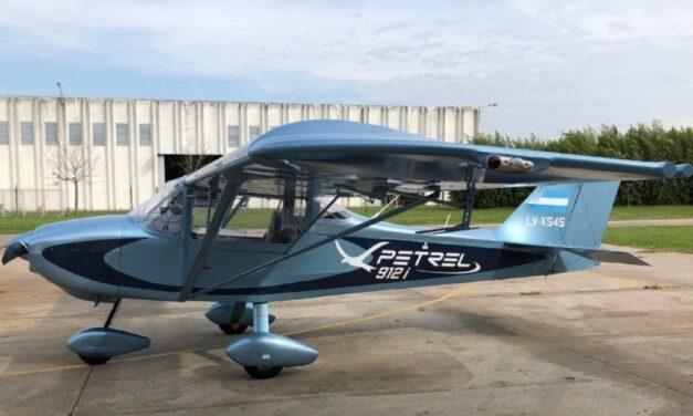 Petrel promete desarrollar el primer avión eléctrico «Made in Argentina»