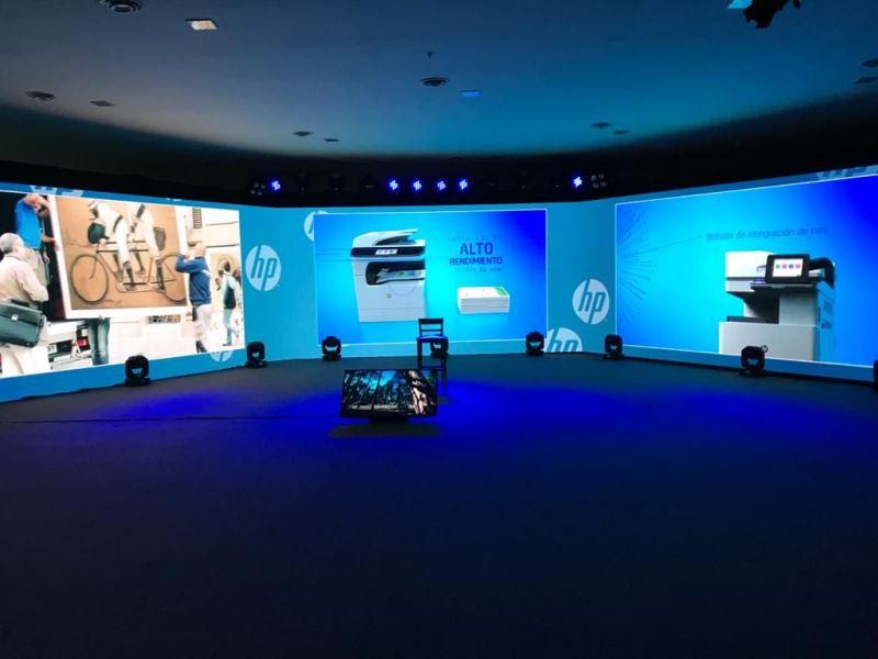 Presentan Experience 370, un sistema de última generación para transmisión audiovisual de eventos