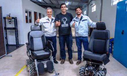 Toyota incursiona en la fabricación de sillas de ruedas junto a pyme nacional