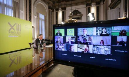 Bancor lanzó una nueva edición «Premio de Pintura 2020»