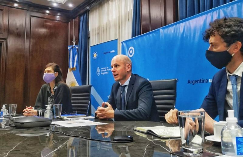El Gobierno presentó herramientas para impulsar el desarrollo de las PyMEs exportadoras