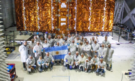 Se lanzó con éxito el satélite argentino Saocom 1B desde el Centro Espacial Kennedy