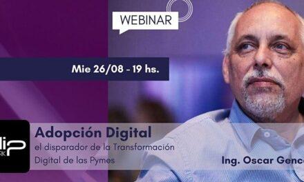 Adopción Digital: El disparador de la Transformación Digital de las Pymes