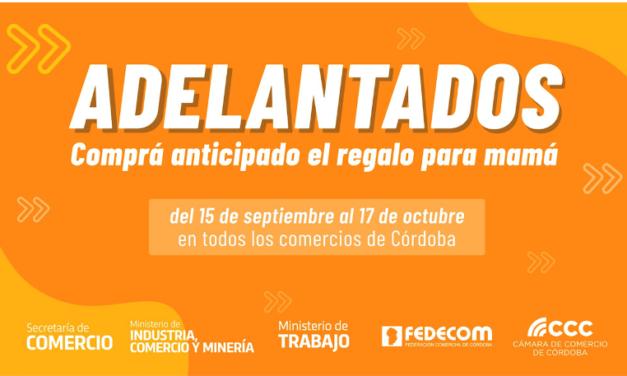 """La Cámara de Comercio de Córdoba presenta """"Adelantados"""""""