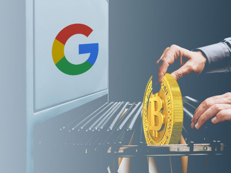 Se disparan las búsquedas de criptomonedas en Google