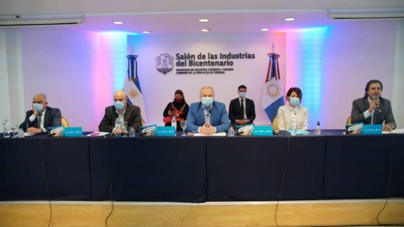 Industria: Se firmó el convenio de Cooperación Industrial 4.0