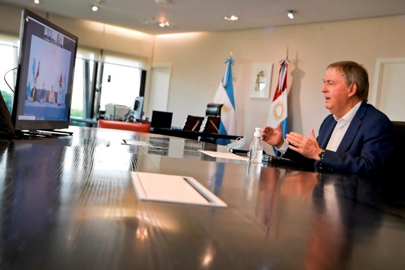 """La provincia lanzó """"Córdoba I"""", un laboratorio de innovación entre empresas y estudiantes"""