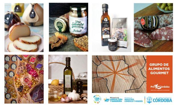 Córdoba presenta el Grupo de Alimentos Gourmet