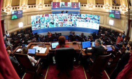 El Senado avanzó con cambios al proyecto de Ley de Economía del Conocimiento