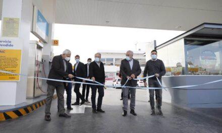 Gasoductos: ya son 14 nuevas estaciones de servicio conectadas