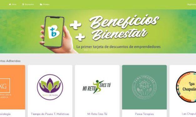 Se presentó la primera tarjeta digital de descuentos exclusiva de emprendedores