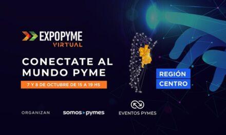 Se viene la Expopyme virtual de la Region Centro