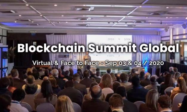 Se viene el Blockchain Summit Global 2020