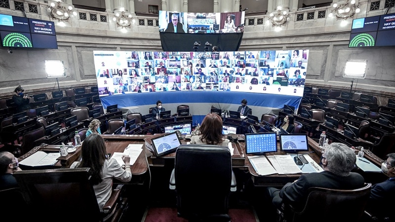 Ley de Economía del Conocimiento se aprobó en el Senado