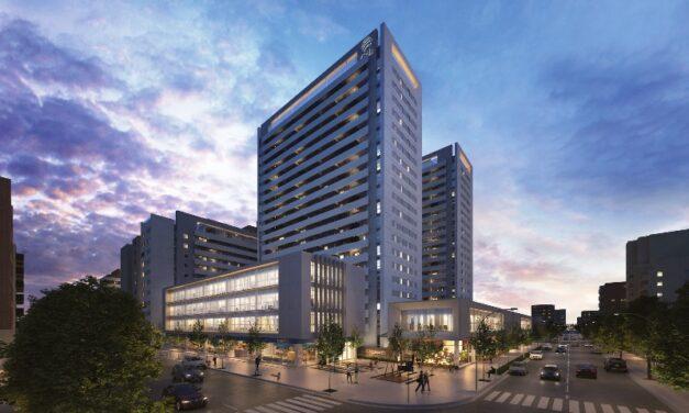 GNI comienza la construcción de dos nuevas torres en Cofico