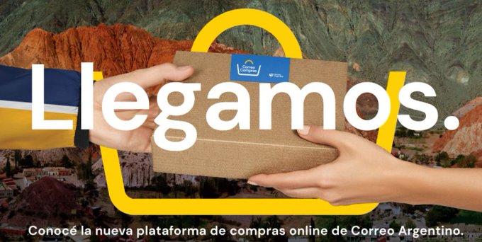 """Cómo funcionará """"Correo Compras"""", la nueva tienda online del Correo Argentino"""