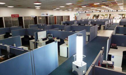 Reabrió el Coworking Ciudad Empresaria con estrictos protocólos y tecnologías innovadoras
