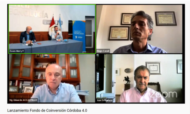 Cómo es el fondo de coinversión que lanzó la Agencia Córdoba Innovar y Emprender para financiar emprendimientos de la industria 4.0