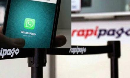 Habilitan una opción para pagar facturas y servicios de todo tipo a través de Whatsapp