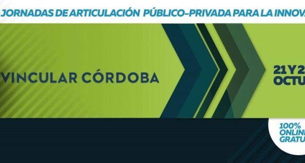"Se viene ""Vincular Córdoba 2020"""