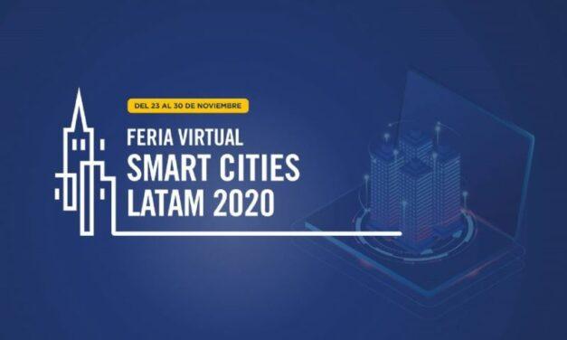Se viene la Feria virtual de Smart Cities Latam 2020