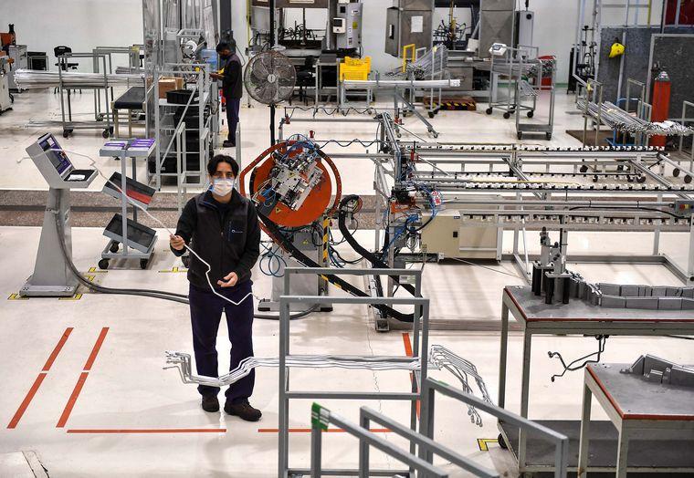 La producción de las pymes industriales cayó 3,8% en octubre, según CAME