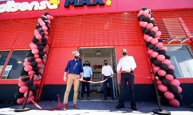 """Disensa abre su primer """"Disensa Max"""" en el país"""