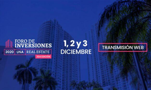 Foro de Inversiones USA: a pocos días de su 2da edición y en un momento clave: Cada vez más argentinos visitan Estados Unidos con planes de inversión