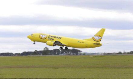 Mercado Libre ahora tiene su propia flota de aviones en Brasil