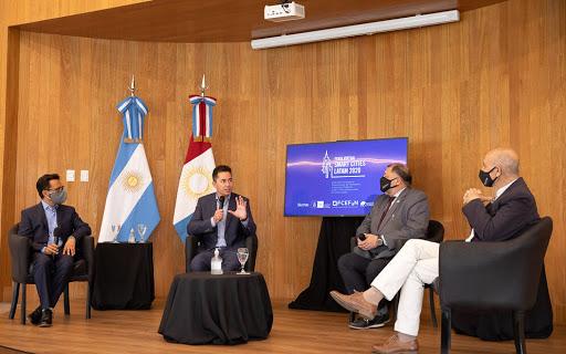 Manuel Calvo expuso en el arranque de la Feria Virtual Smart Cities Latam 2020