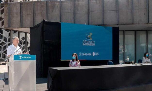 Schiaretti presentó el Programa Córdoba Emprendedora