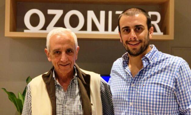 De Córdoba al mundo: Exportan por primera vez equipos generadores de ozono