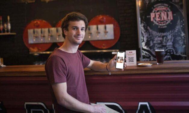 Una app que permite elegir, pedir y pagar, todo desde el mismo sitio