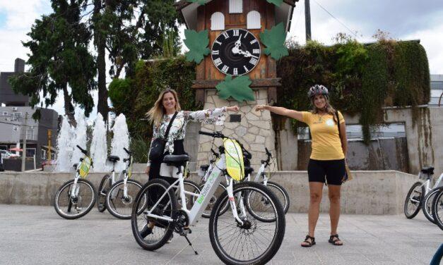 Revolución de bicicletas eléctricas en Villa Carlos Paz: Primer Eco Be bike Tour!