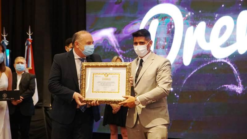 La provincia entregó los premios al comercio 2020