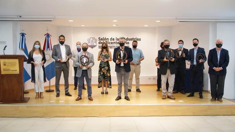 Se entregaron los Premios Córdoba en el Mundo 2020
