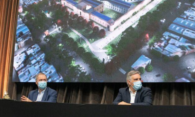 La provincia invertirá $200 millones para revalorizar dos parques en la ciudad