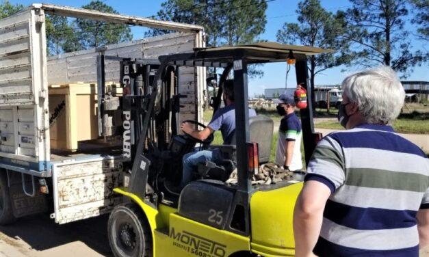Pyme metalúrgica de Río Tercero consiguió su primera exportación
