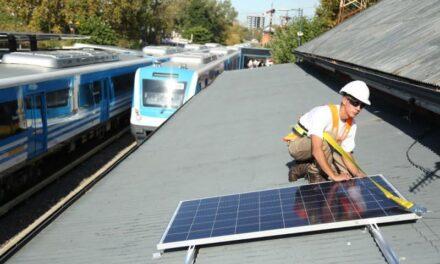 Avanza el desarrollo de sistemas de energías renovables para los trenes argentinos