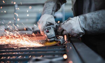 La actividad metalúrgica creció por tercer mes consecutivo, un 2,6 % en noviembre 2020