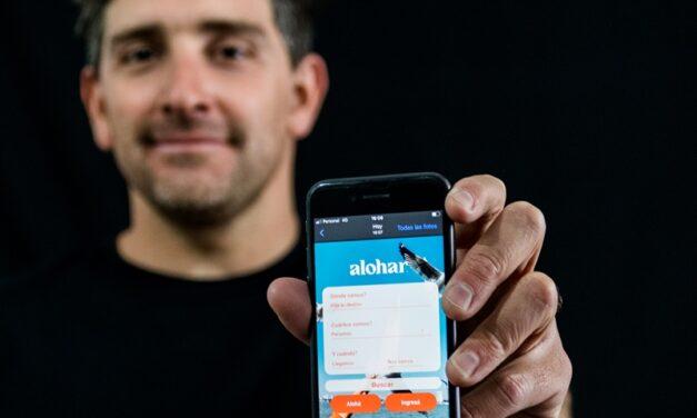 Alohar, una plataforma argentina, segura y en pesos