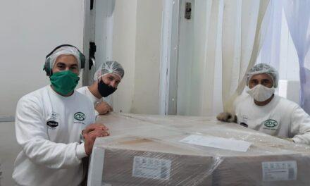 Pyme villamariense del sector lácteo exporta productos premium a Perú