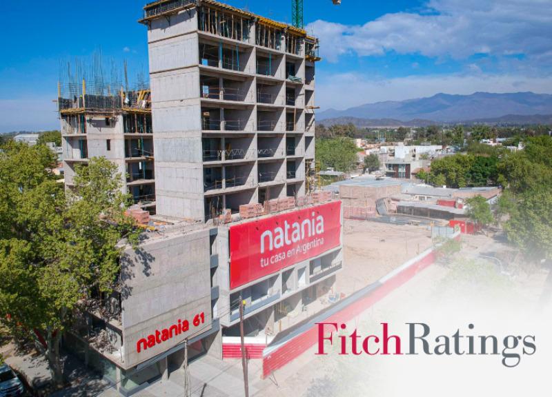 Una empresa sanjuanina top entre las desarrollistas del país: sube su calificación a BBB en el índice de Fitch Ratings