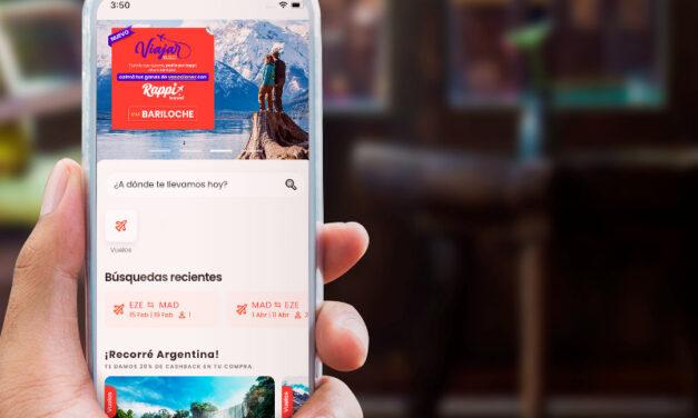 Lanzan la app Rappi Travel