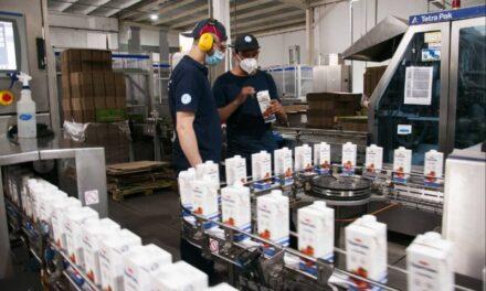 La Lácteo será la primera industria que recibirá la licencia Hecho en Córdoba