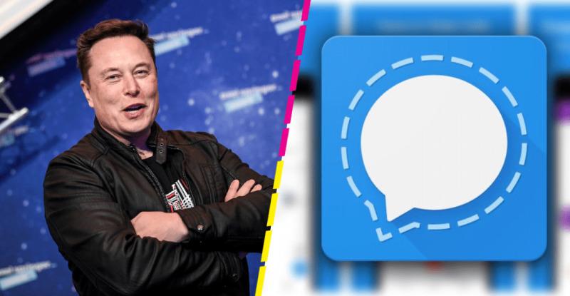 Elon Musk recomienda dejar de usar WhatsApp y utilizar Signal